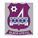 Glacis United FC U8 Logo