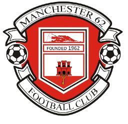 Manchester 62 FC U10 Girls Logo