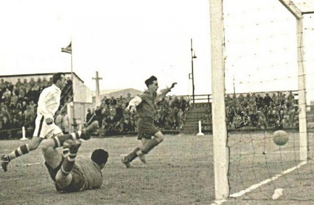 GFA V Combined Services 1954 Image
