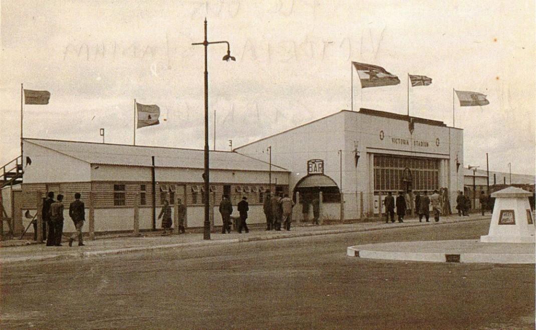 1952 Victoria Stadium Image